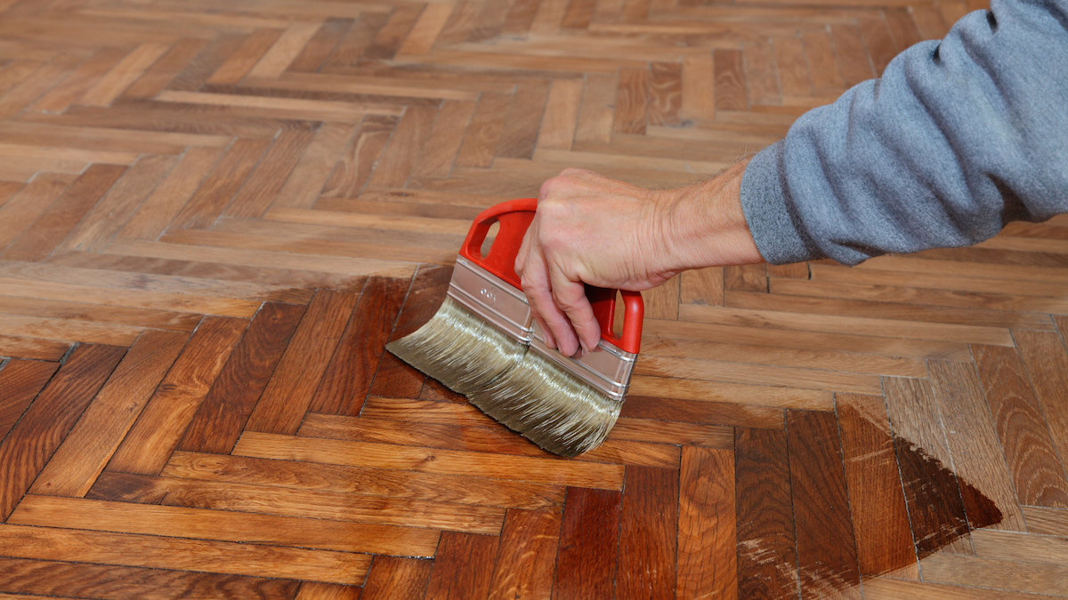 reparar suelo madera